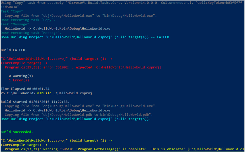 Powershell Console Theme